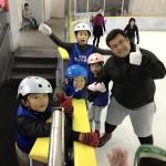 スケート遠足